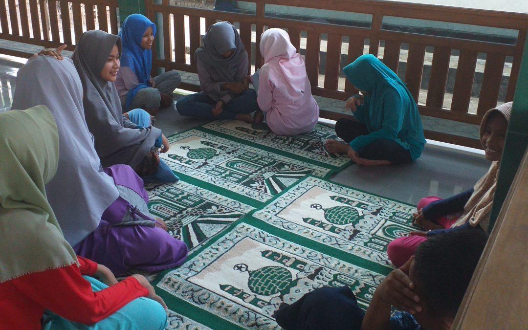 Ashabul Kahfi Mengajar