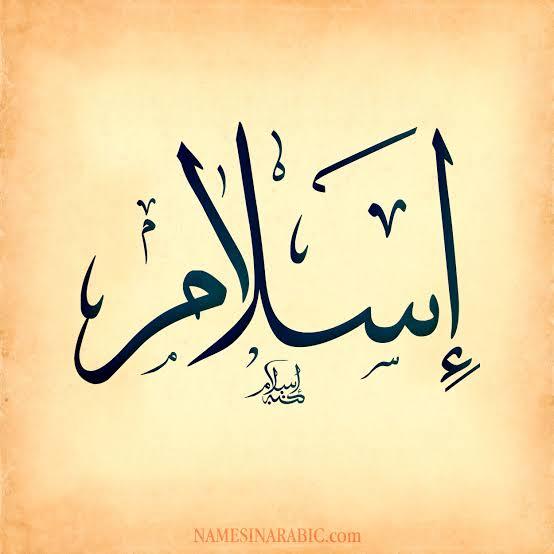 ISLAM AGAMA YANG MEMPERBAIKI KEHIDUPAN MANUSIA
